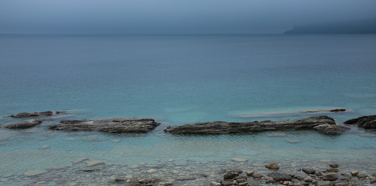 Foggy Day at the Bruce Peninsula.jpg