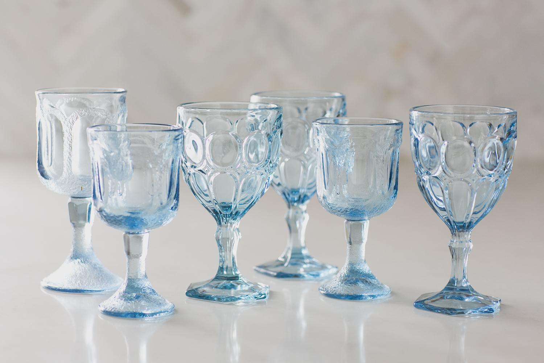 Light Blue Goblet