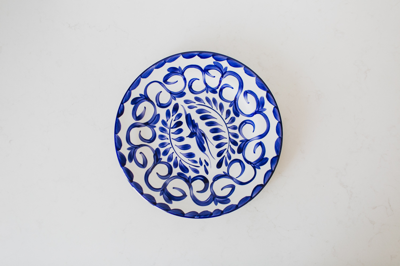 Azul Dinner Plate