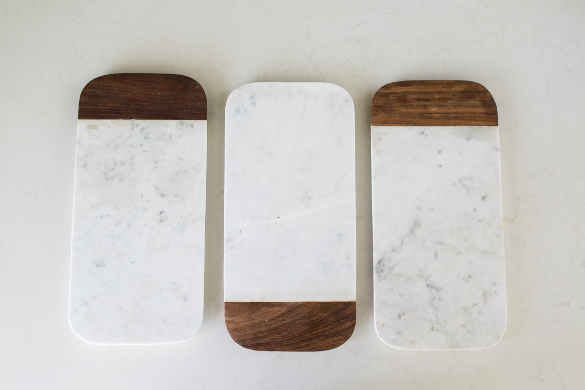 MARBLE WOOD BOARDS
