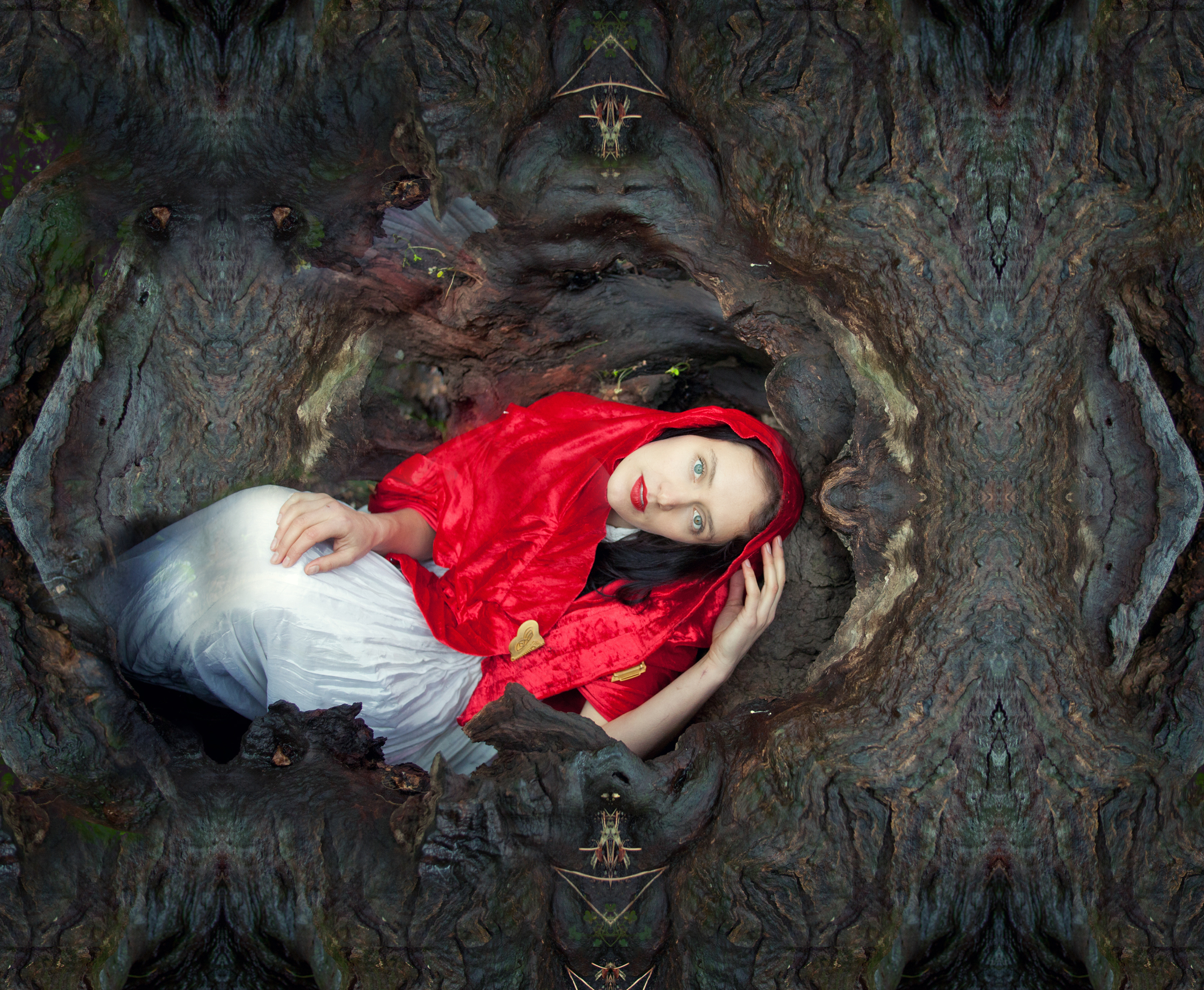 Anya Anastasia....Little Red Riding Hood....Fear Eater Theatre Oct 13