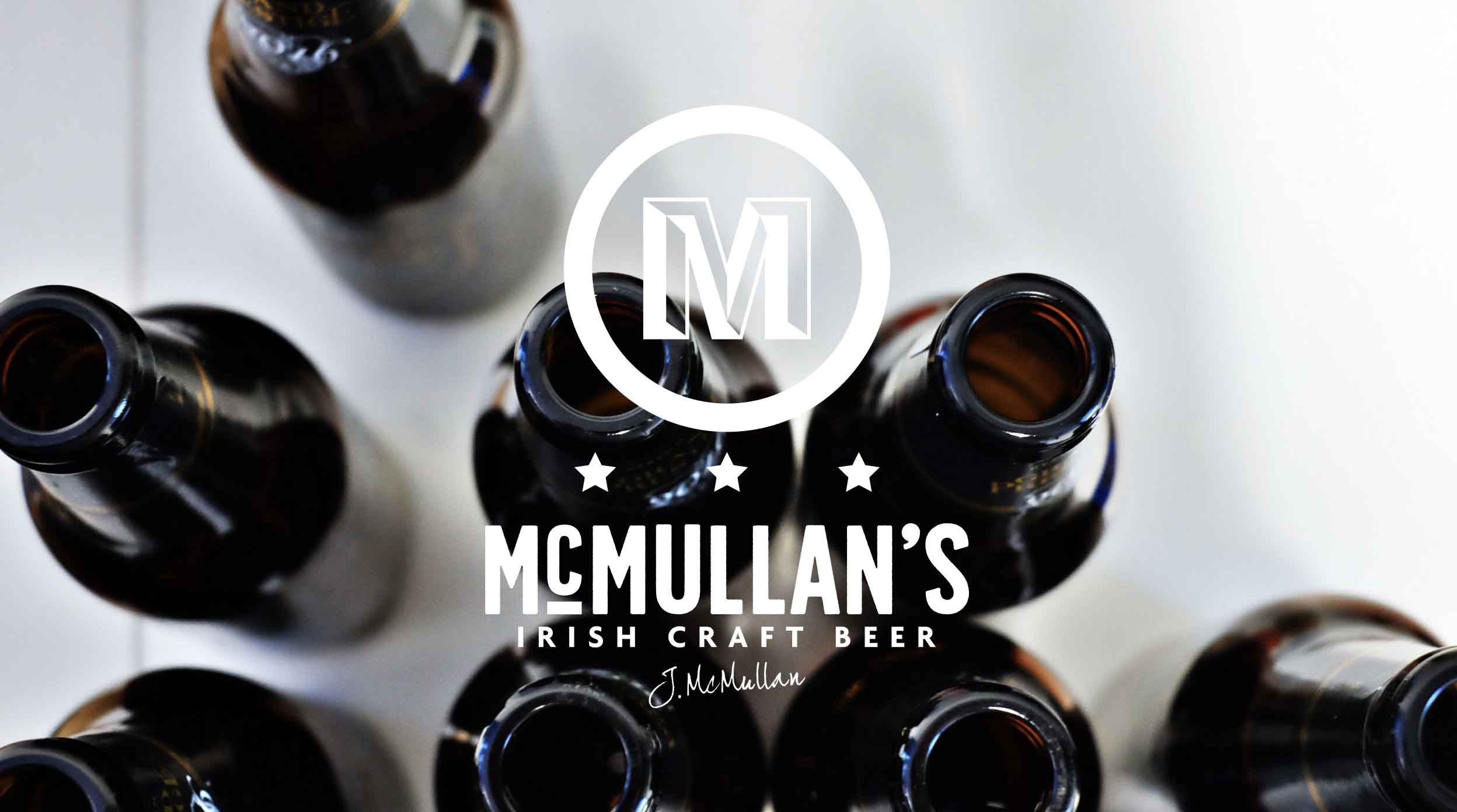McMullan's Irish Lager
