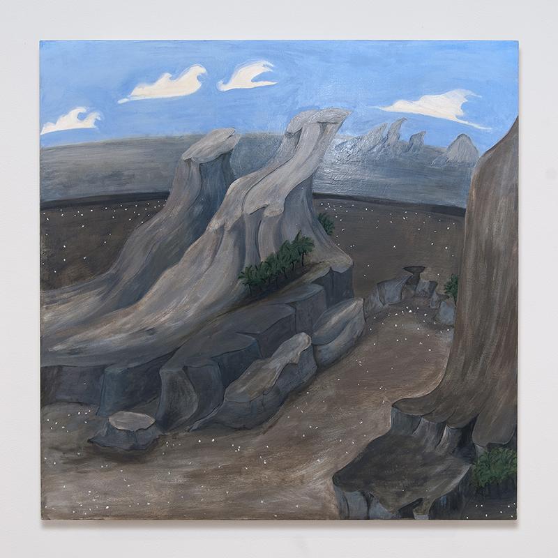 The Wilderness of di Paolo, 2007 by Henrietta Simson