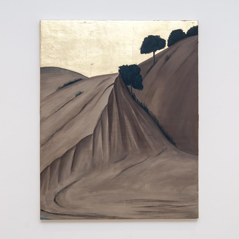 Landscape Without Umilta's Departure (after Pietro), 2008 by Henrietta Simson