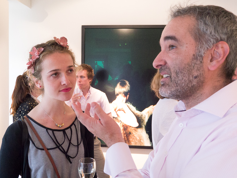 Andrew Bruce Illuminating Silence Private View-6.jpg