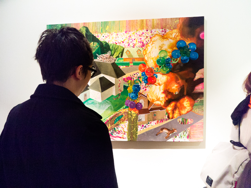 Jaeyeon Yoo - Home-Made Disaster - Private View