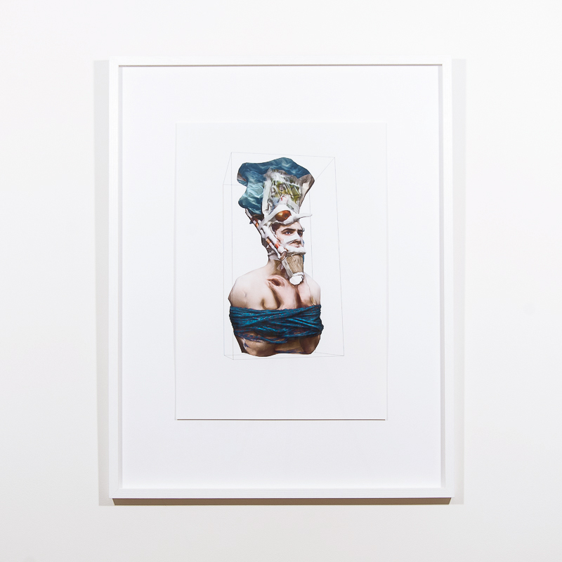 Another, 2014 Edition of 8 Digital inkjet print (Framed) 88 x 68.5 cm 34 5/8 x 27 in CRI0002  ENQUIRE ABOUT THIS WORK