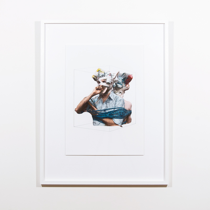 After Dark, 2014 Edition of 8 Digital inkjet print (Framed) 88 x 68.5 cm 34 5/8 x 27 in CRI0005  ENQUIRE ABOUT THIS WORK
