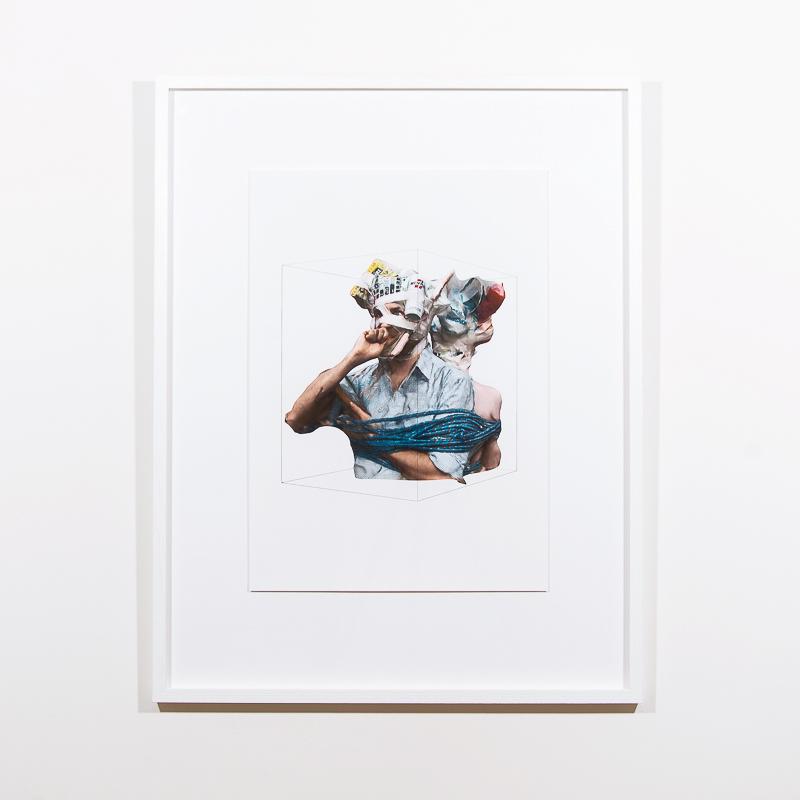 After Dark, 2014 Edition of 8 Digital inkjet print (Framed) 88 x 68.5 cm 34 5/8 x 27 in CRI0005