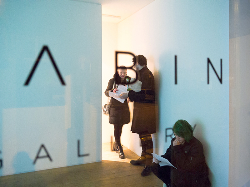 CABIN contemporary art gallery