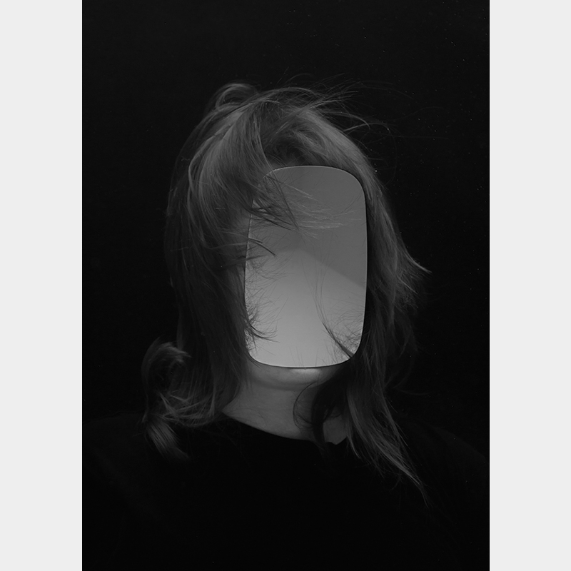 Portrait, 2014 C-Type photographic print (Framed) 23.4 x 17.6 cm 9 1/4 x 6 7/8 in ECR0009  ENQUIRE ABOUT THIS WORK