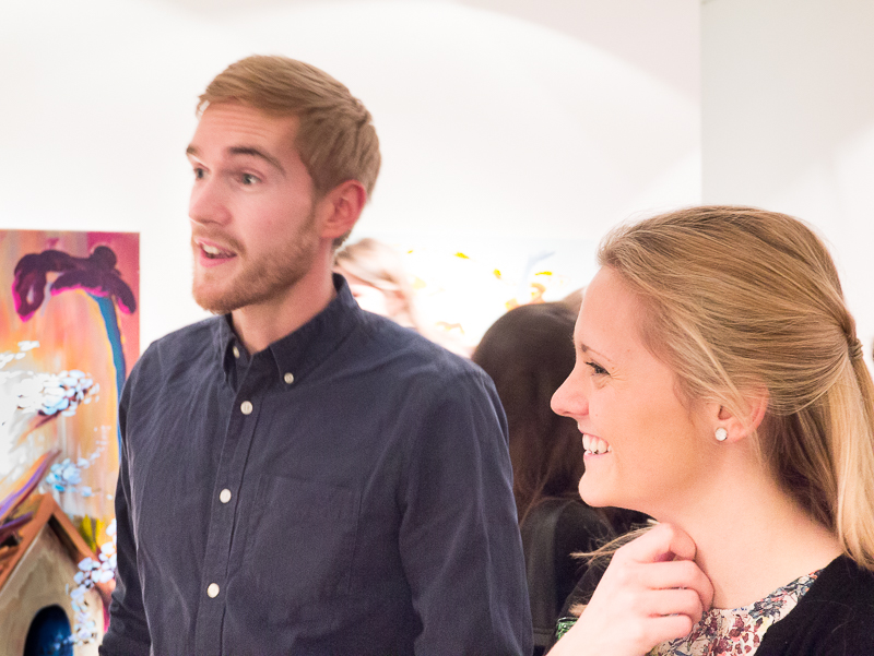 Private VIew Michael O'Reilly solo exhibition at CABIN gallery-9.jpg