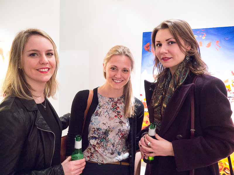 Private VIew Michael O'Reilly solo exhibition at CABIN gallery-12.jpg
