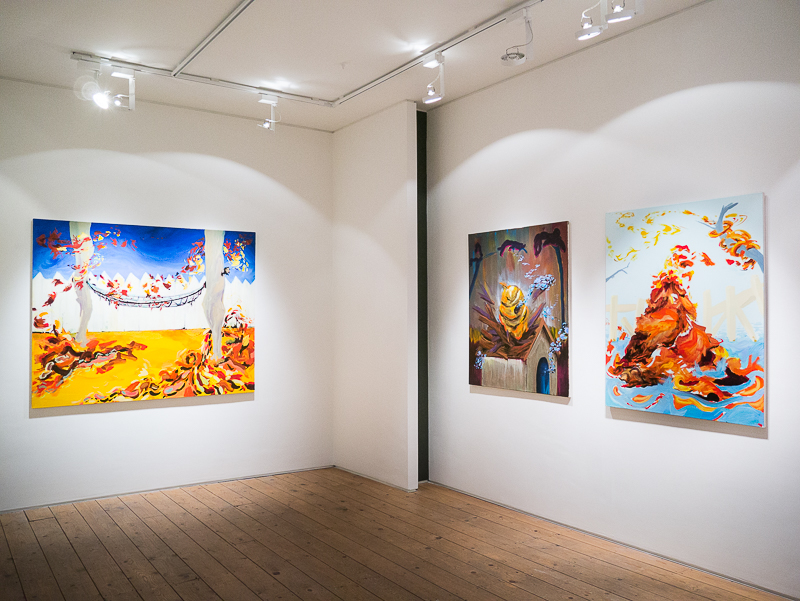 Installation photo exhibition Michael O'Reilly Saltawater at Cabin gallery-2.jpg