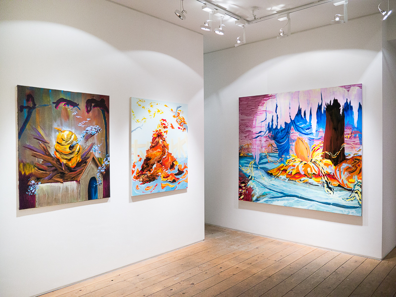 Installation photo exhibition Michael O'Reilly Saltawater at Cabin gallery-6.jpg