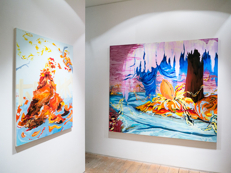 Installation photo exhibition Michael O'Reilly Saltawater at Cabin gallery-7.jpg