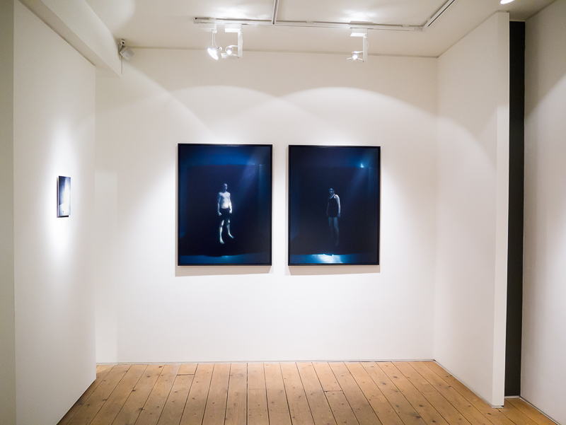 Emma Critchley   At The Still Point Of The Turning World solo exhibition at CABIN gallery curated by Joe Madeira