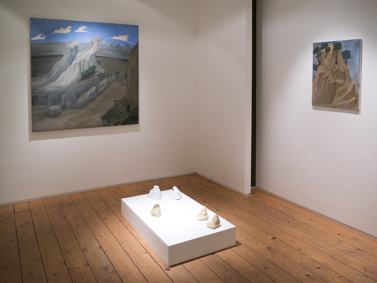 Henrietta Simson | Scenario solo exhibition at CABIN gallery curated by Joe Madeira