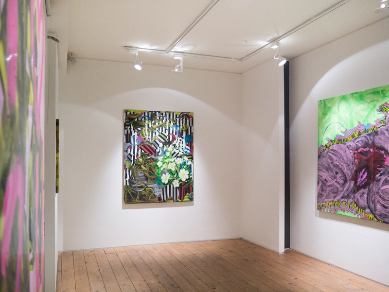 Tina Jenkins   Transplastic solo exhibition at CABIN gallery curated by Joe Madeira