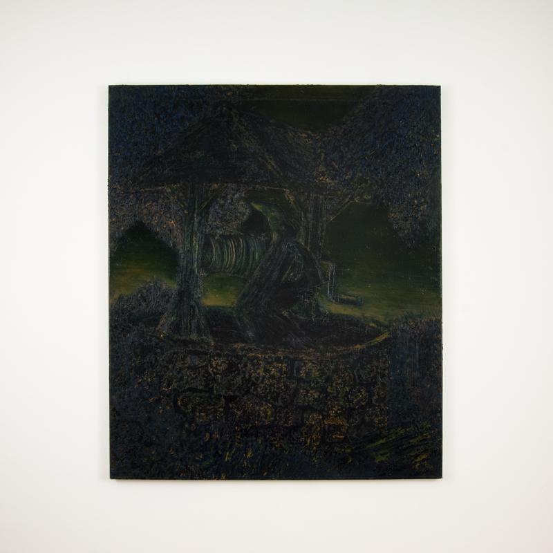 Oh well v2, 2015 Steven Allan 125x105cm at CABIN gallery.jpg