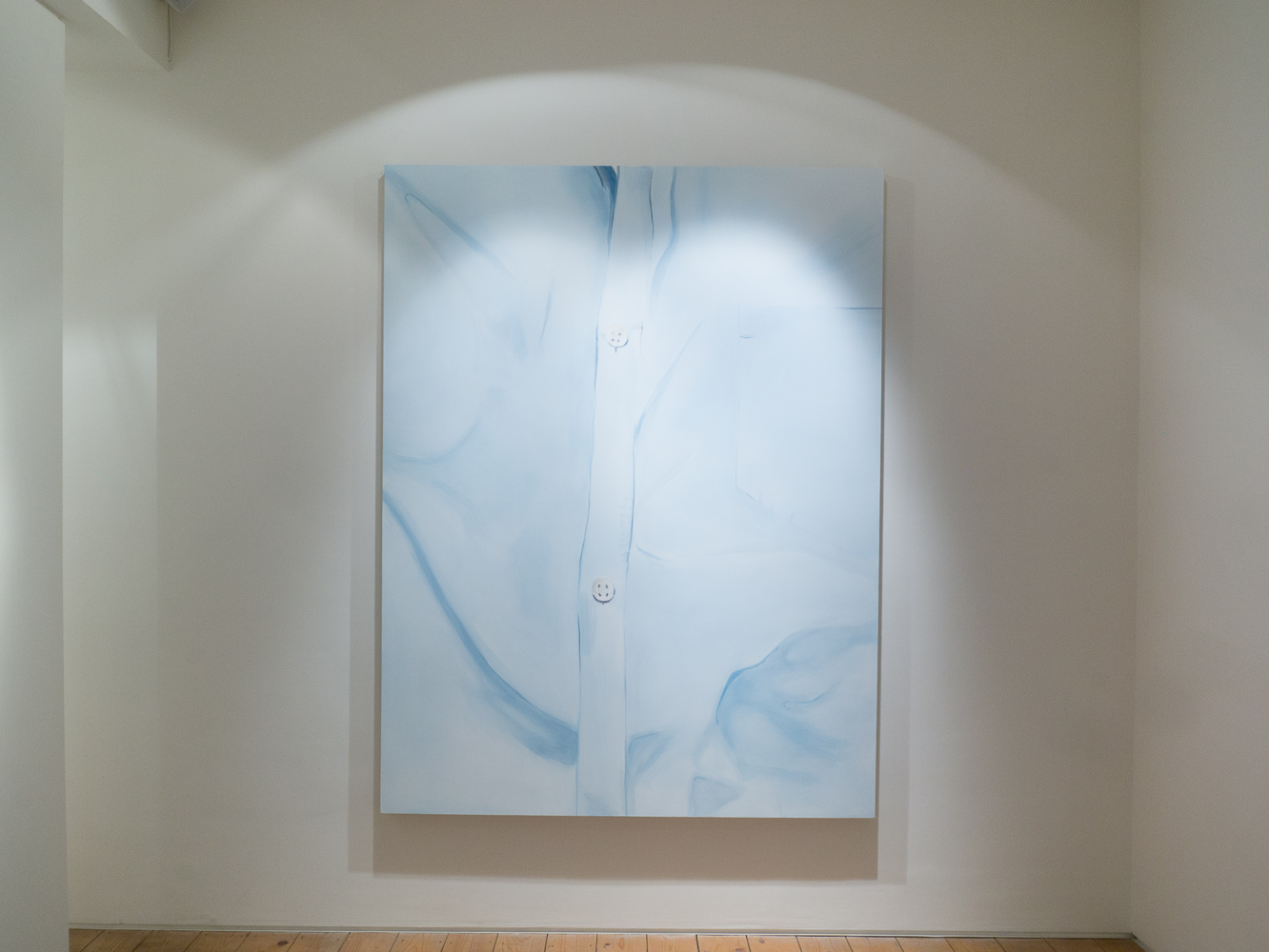 Aglaé Bassens Installation View from her Solo show Front Parting curated by Joe Madeira at CABIN gallery-1-2.jpg