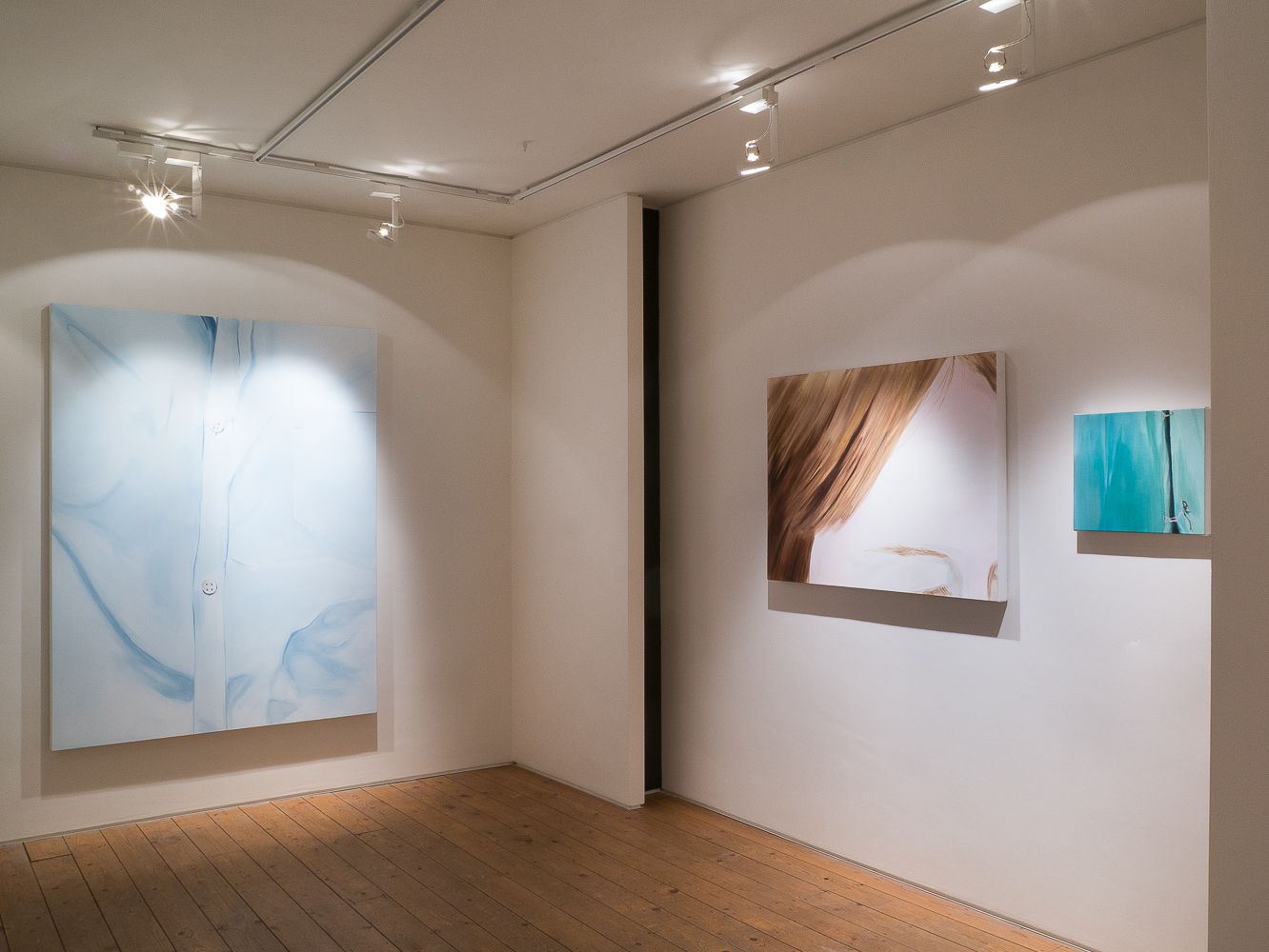 Aglaé Bassens solo exhibition at CABIN gallery curated by Joe Madeira