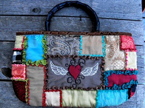 click this image to see more beautiful crazy quilt purses on the Crazy Quilting International blog