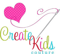 5 pdf patterns from Create Kids Couture.