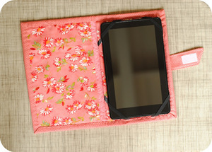 Kindle Cover by Clover & Violet