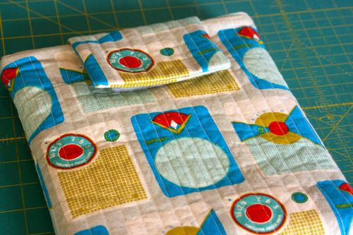 iPad Cover by One Shabby Chic
