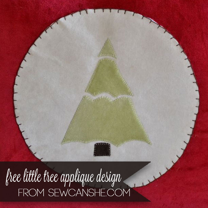 Free Little Matryoshka Applique Pattern - SewCanShe Applique of the