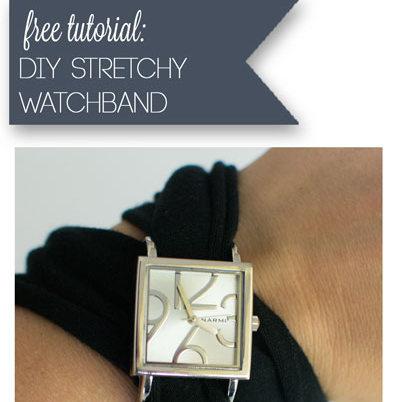DIY Stretchy Watchband
