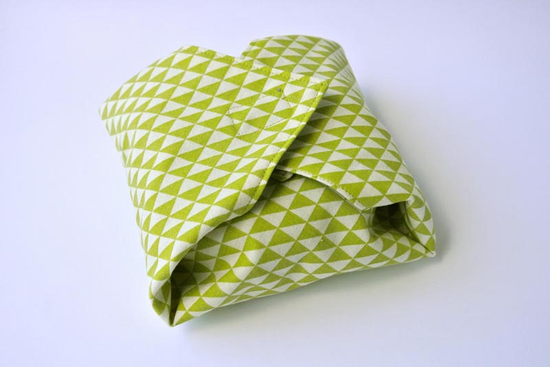 Nude Food Sandwich Wrappers from Sew Mama Sew