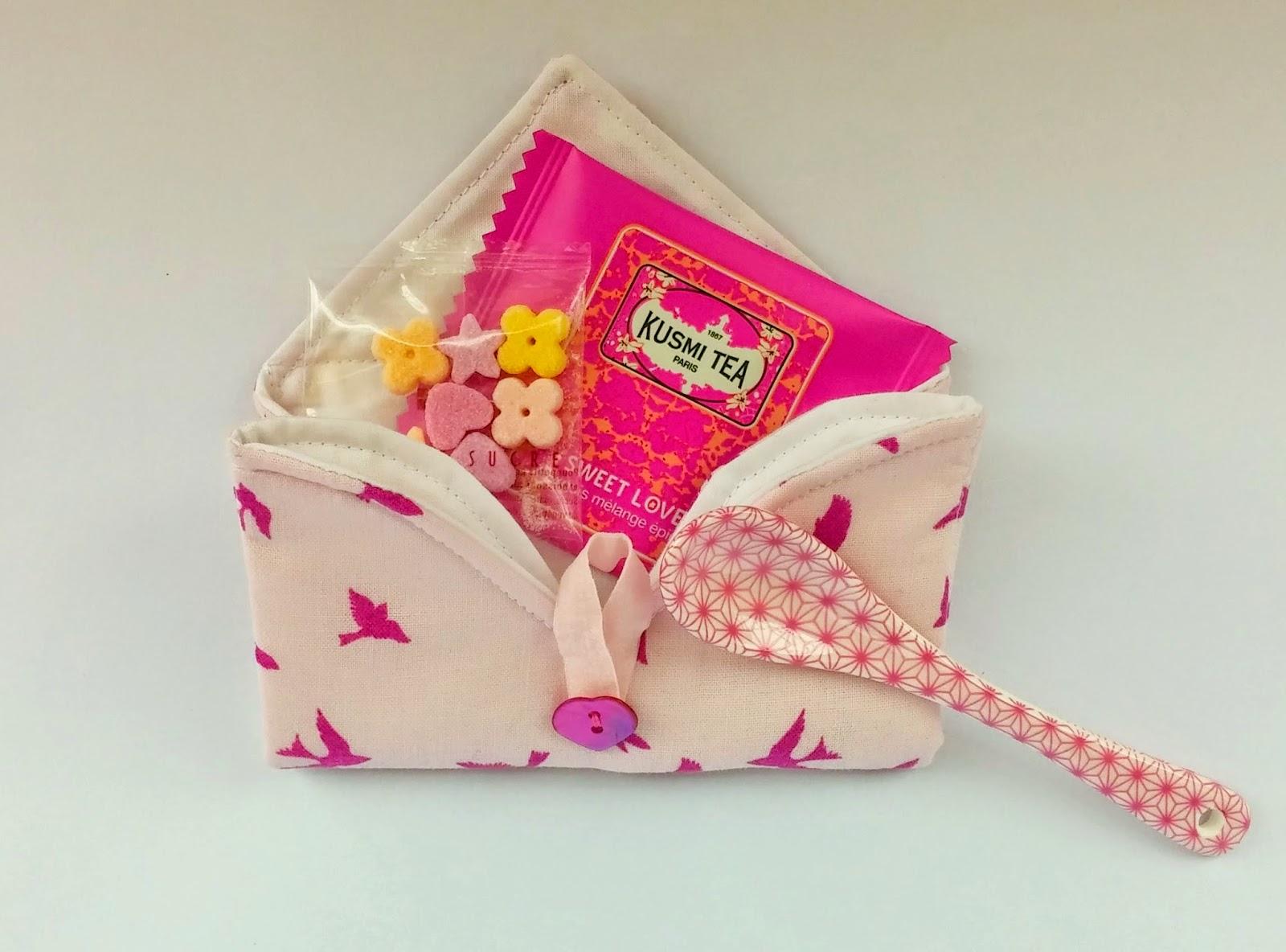 Ella & Nesta's Lovely Folding Envelope