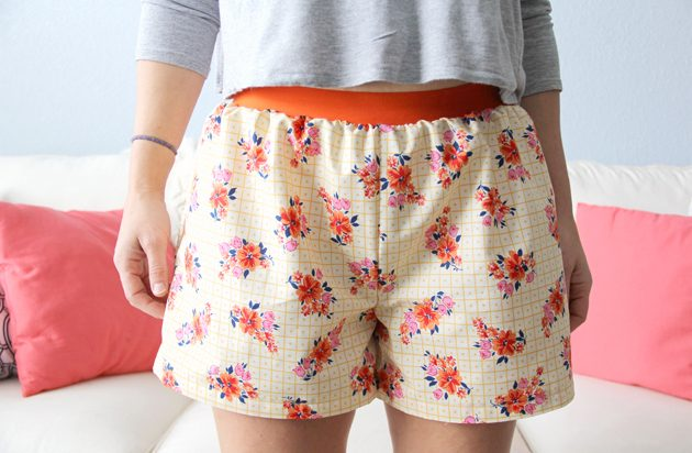 Easy Women's Boxer Shorts from Ehow