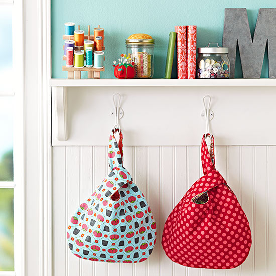 Fast and Easy Grab Bags