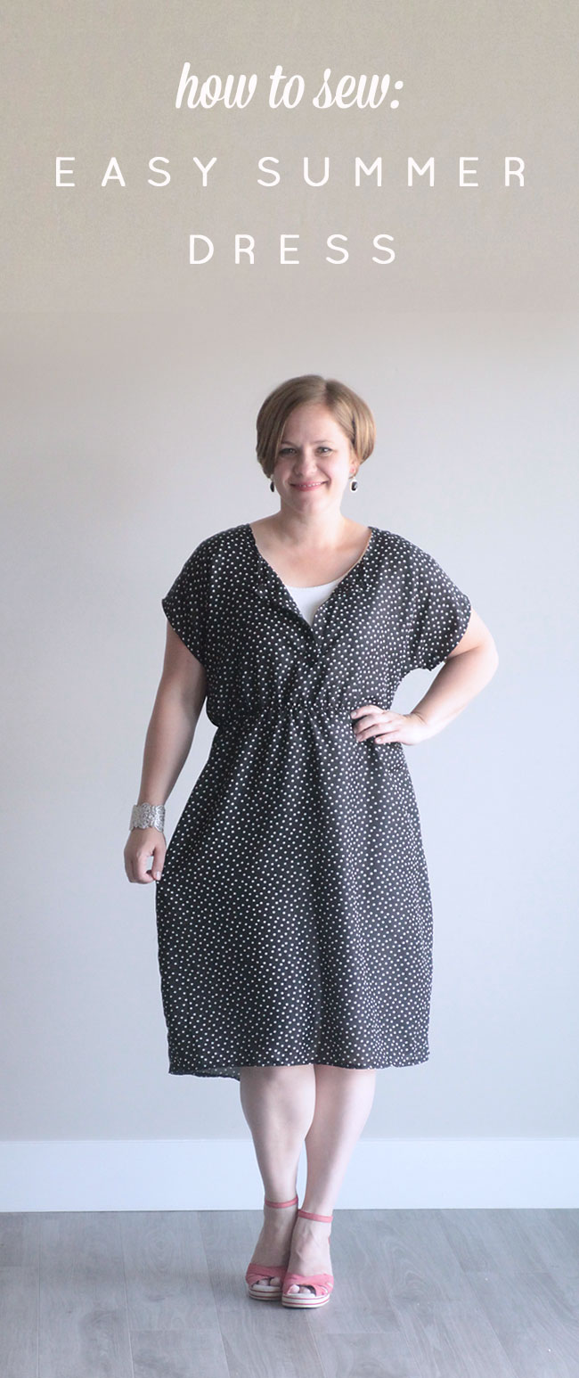 easy tee dress from its always autumn