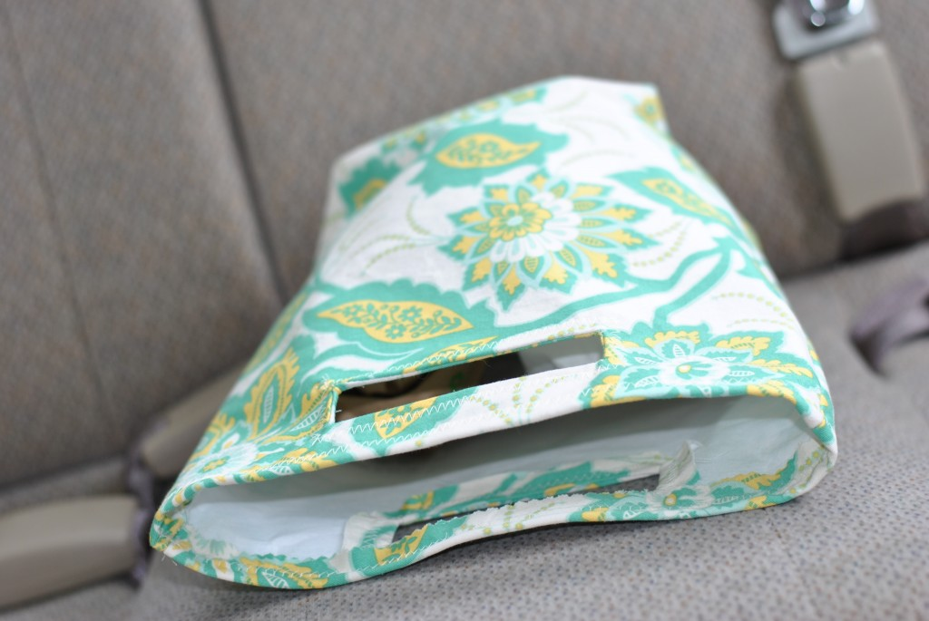 Car Trash Bag / Reusable Lunch Bag from Craft Buds