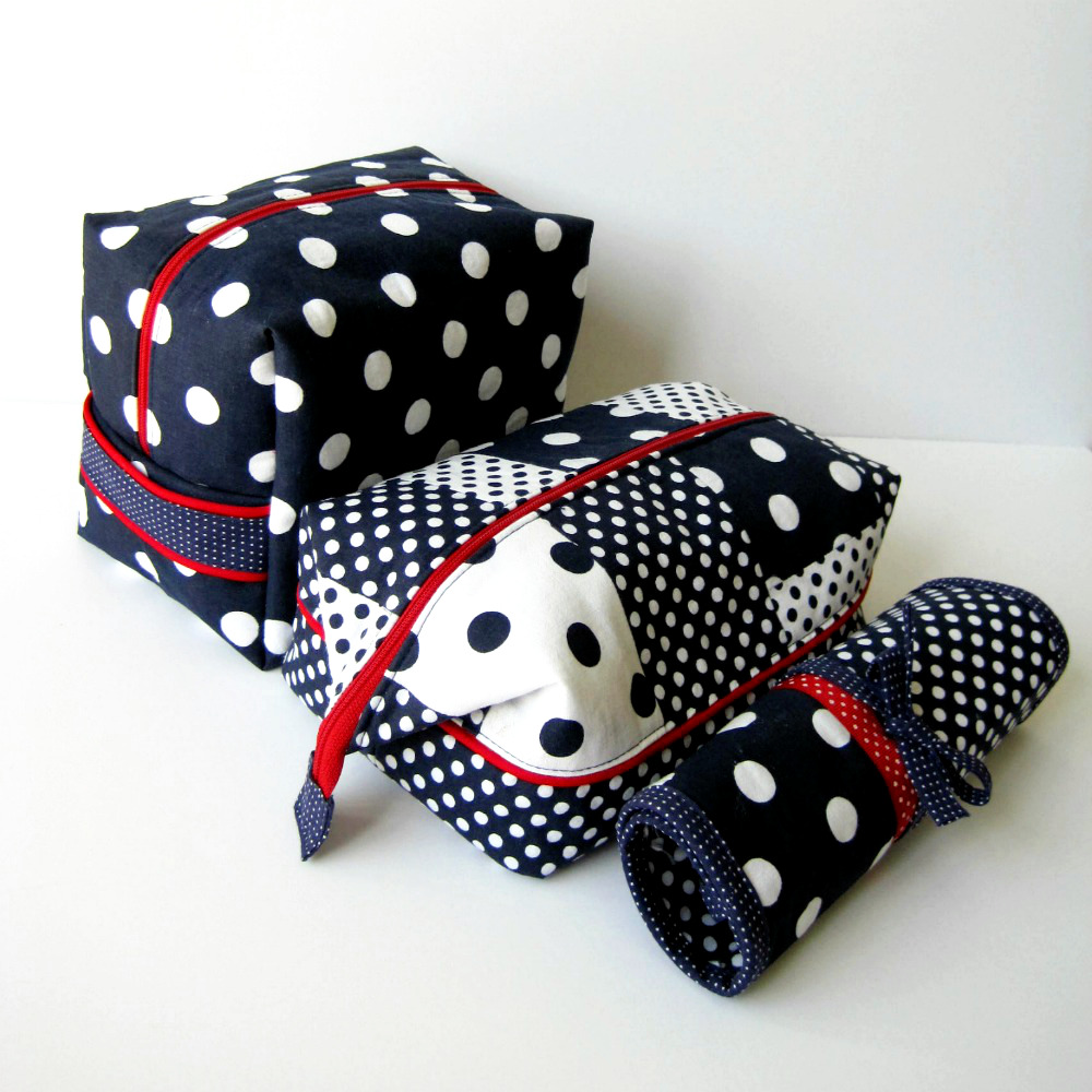 Travel Bag Set from She's Got The Notion