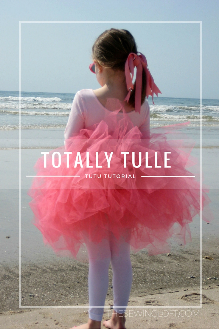 Totally Tulle Tutu from The Sewing Loft