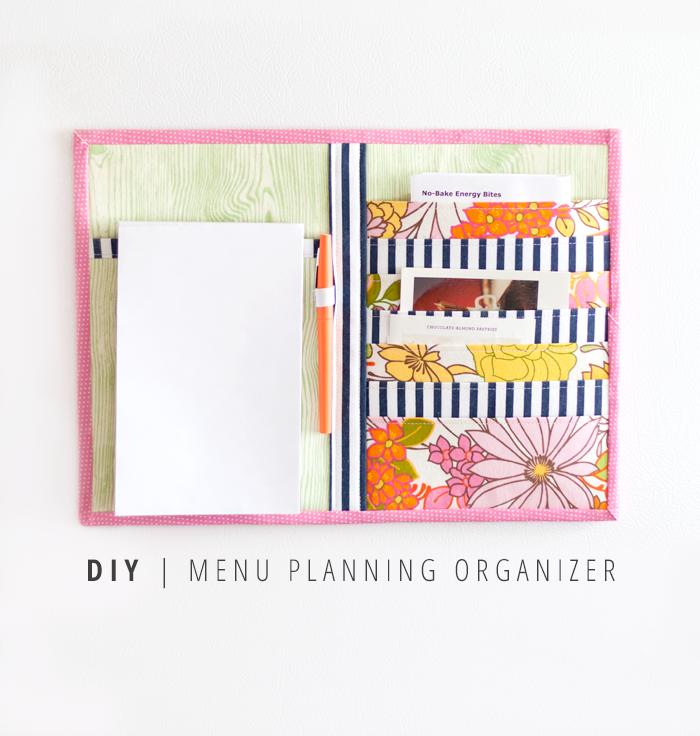 Menu Planner and Organizer from LGB Studio