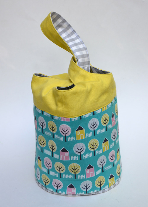Cloverleaf Bag Tutorial from Sew Mama Sew