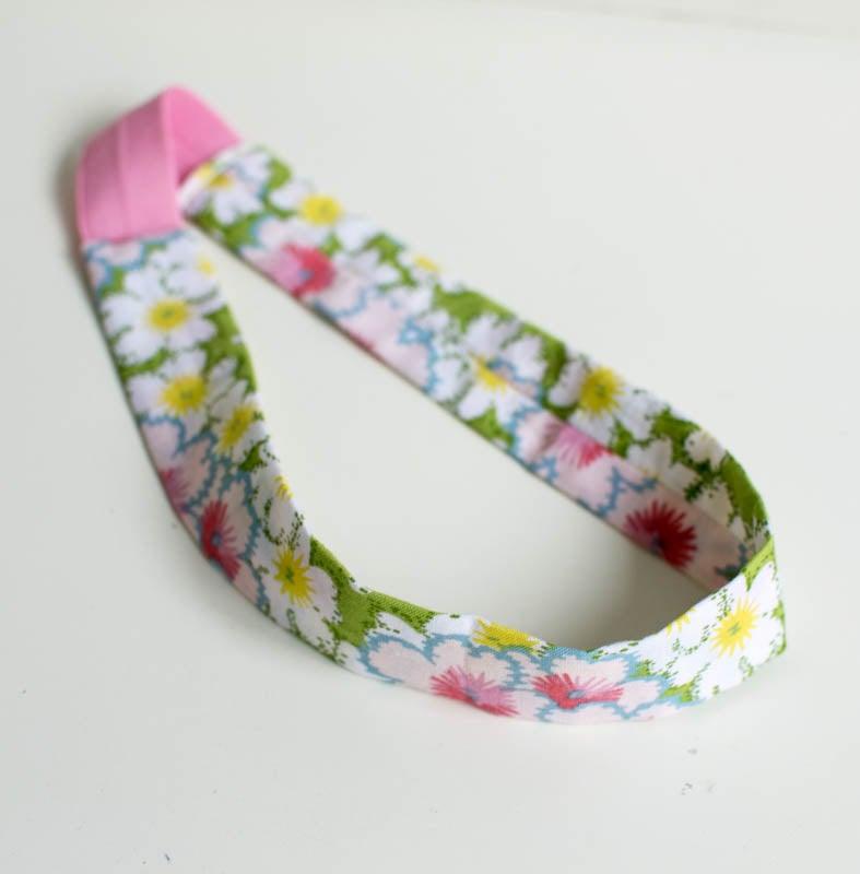 headband sewing tutorial