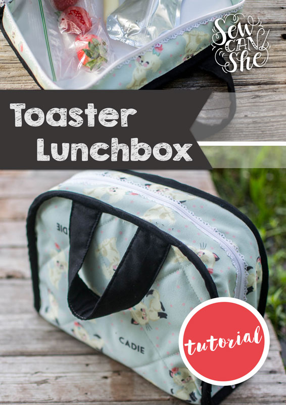 Diy Toaster Lunchbox Sewcanshe