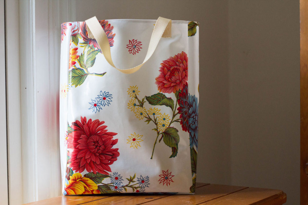 DIY REUSABLE GROCERY BAG from By Dylan M