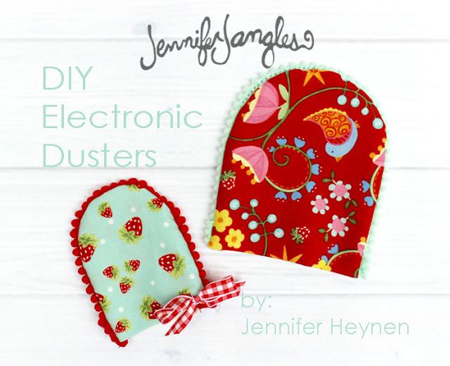 DIY Electronics Dusters
