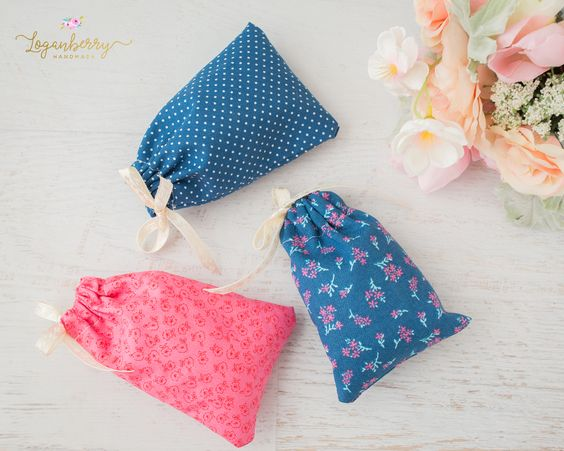 5-Minute Gift Bags from Loganberry Handmade