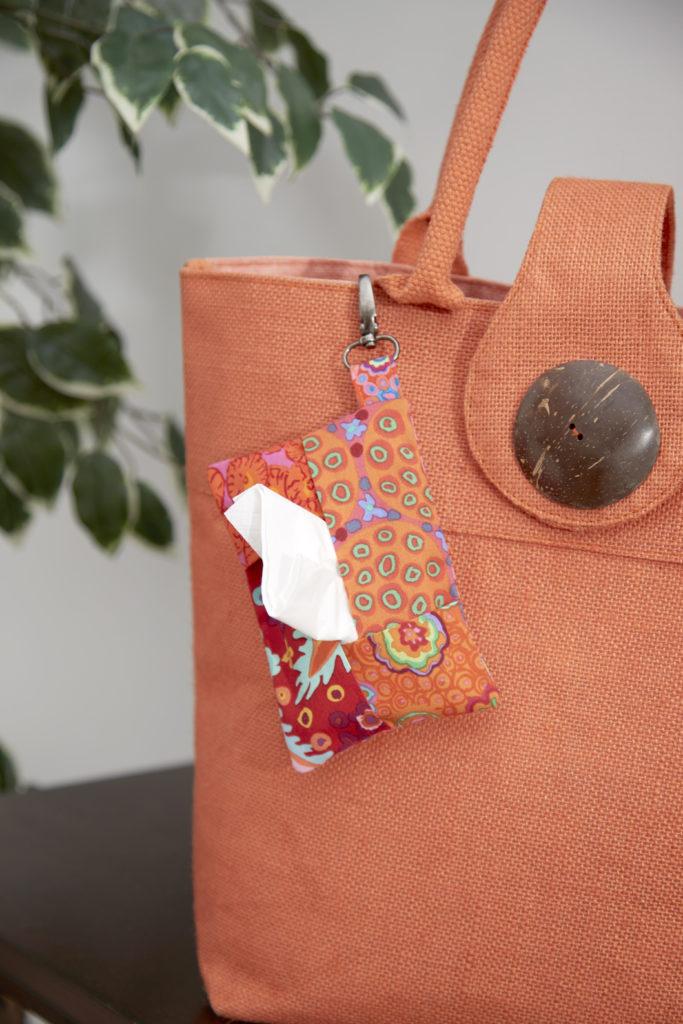 Ah-Choo! Tissue Holder from Sewing Secrets