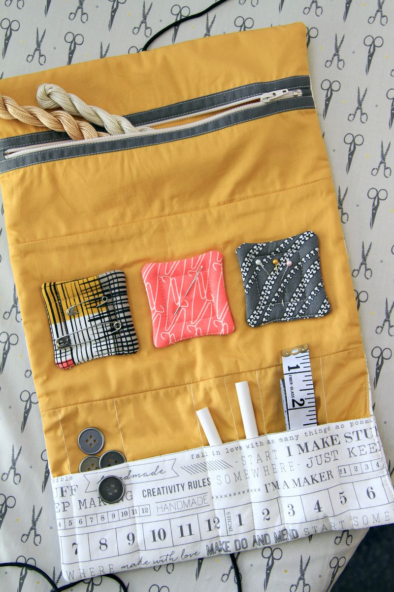 Make and Mend Sewing Kit from AGF Blog