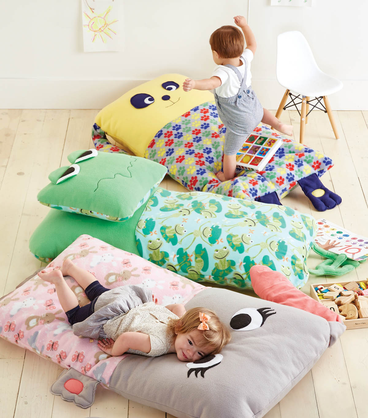 Child Floor Pillow from Joann.com